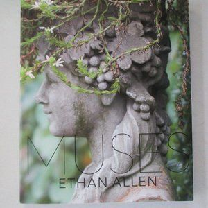 ETHAN ALLEN NEW COLOR 325-PAGE MUSES CATALOG